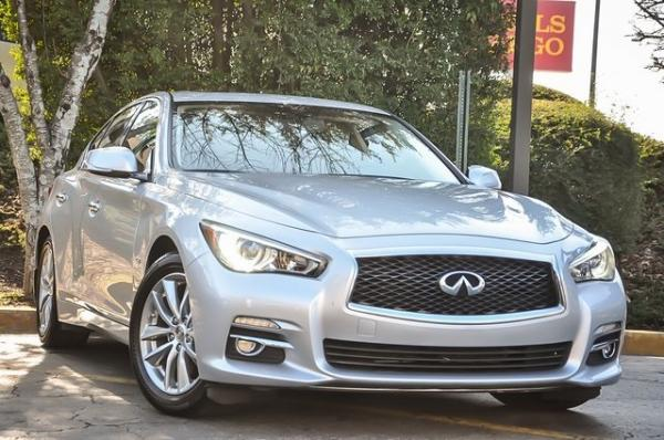 Used 2017 INFINITI Q50 3.0t Premium for sale Sold at Gravity Autos in Roswell GA 30076 2