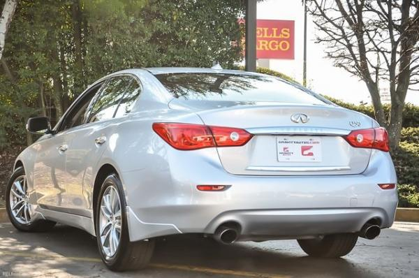 Used 2017 INFINITI Q50 3.0t Premium for sale Sold at Gravity Autos in Roswell GA 30076 3