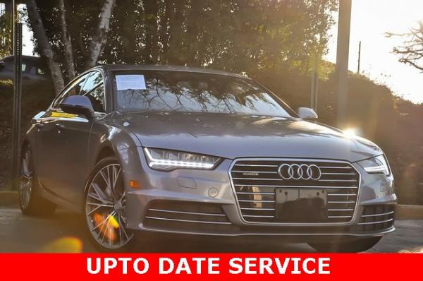 Used 2016 Audi A7 3.0T Premium Plus for sale $31,700 at Gravity Autos in Roswell GA 30076 2