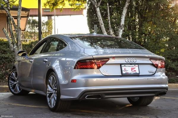 Used 2016 Audi A7 3.0T Premium Plus for sale $31,700 at Gravity Autos in Roswell GA 30076 3