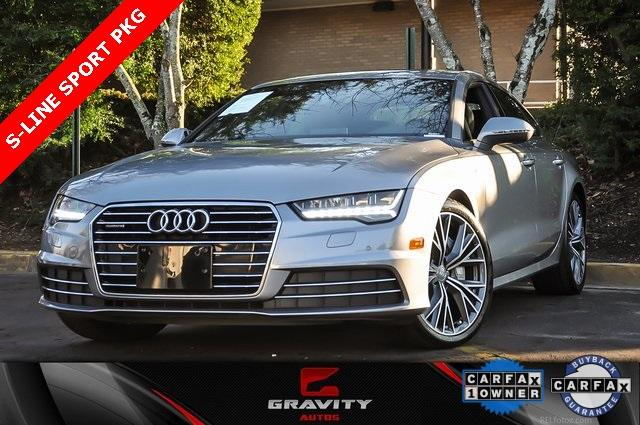 Used 2016 Audi A7 3.0T Premium Plus for sale $31,700 at Gravity Autos in Roswell GA 30076 1