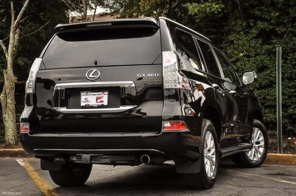 Used 2017 Lexus GX 460 for sale Sold at Gravity Autos in Roswell GA 30076 4