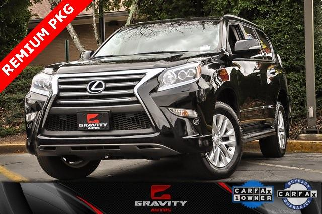Used 2017 Lexus GX 460 for sale Sold at Gravity Autos in Roswell GA 30076 1