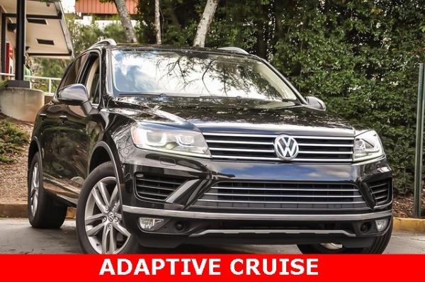 Used 2016 Volkswagen Touareg VR6 FSI for sale $19,500 at Gravity Autos in Roswell GA 30076 2