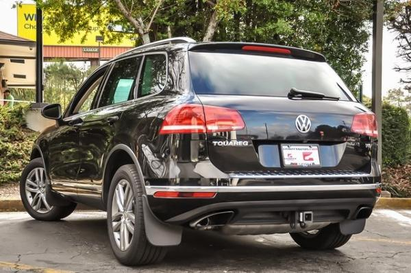 Used 2016 Volkswagen Touareg VR6 FSI for sale $19,500 at Gravity Autos in Roswell GA 30076 3