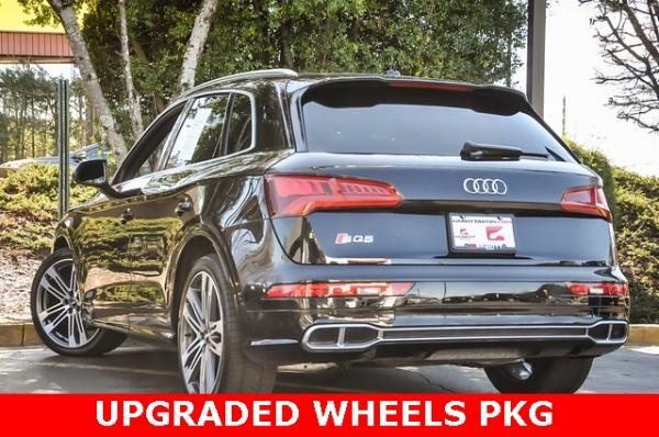 Used 2018 Audi SQ5 3.0T Premium Plus for sale Sold at Gravity Autos in Roswell GA 30076 3