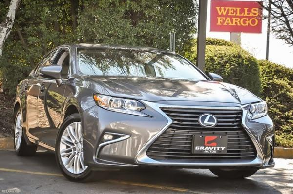 Used 2016 Lexus ES 350 for sale Sold at Gravity Autos in Roswell GA 30076 2
