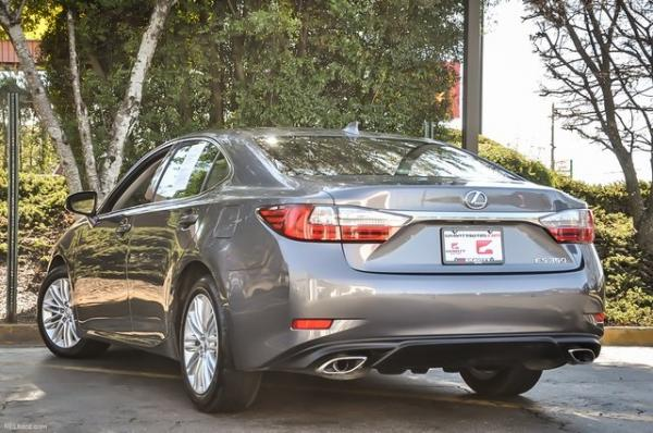 Used 2016 Lexus ES 350 for sale Sold at Gravity Autos in Roswell GA 30076 3