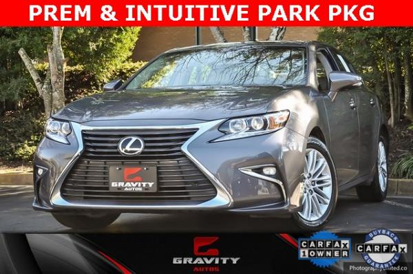 Used 2016 Lexus ES 350 for sale Sold at Gravity Autos in Roswell GA 30076 1