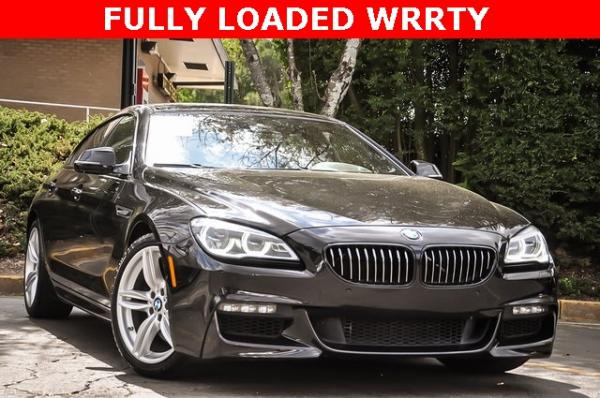 Used 2017 BMW 6 Series 640i xDrive Gran Coupe for sale Sold at Gravity Autos in Roswell GA 30076 2