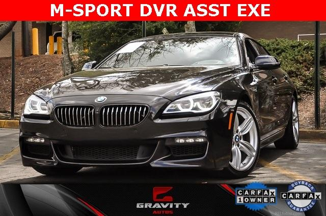 Used 2017 BMW 6 Series 640i xDrive Gran Coupe for sale Sold at Gravity Autos in Roswell GA 30076 1