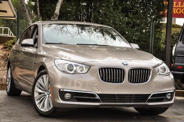 Used 2017 BMW 5 Series 550i xDrive Gran Turismo for sale $29,600 at Gravity Autos in Roswell GA 30076 2