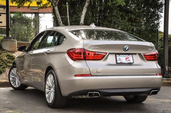Used 2017 BMW 5 Series 550i xDrive Gran Turismo for sale $29,600 at Gravity Autos in Roswell GA 30076 3