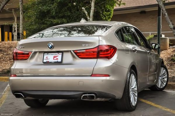 Used 2017 BMW 5 Series 550i xDrive Gran Turismo for sale $29,600 at Gravity Autos in Roswell GA 30076 4