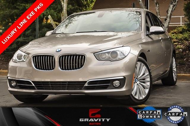 Used 2017 BMW 5 Series 550i xDrive Gran Turismo for sale $29,600 at Gravity Autos in Roswell GA 30076 1