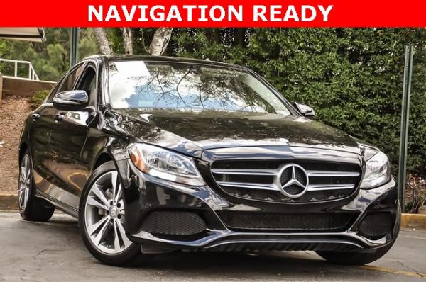 Used 2016 Mercedes-Benz C-Class C 300 for sale Sold at Gravity Autos in Roswell GA 30076 2