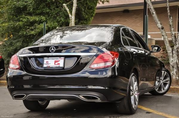 Used 2016 Mercedes-Benz C-Class C 300 for sale Sold at Gravity Autos in Roswell GA 30076 4