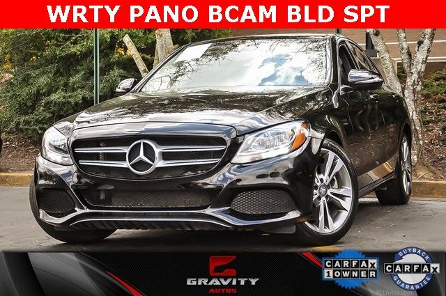 Used 2016 Mercedes-Benz C-Class C 300 for sale Sold at Gravity Autos in Roswell GA 30076 1