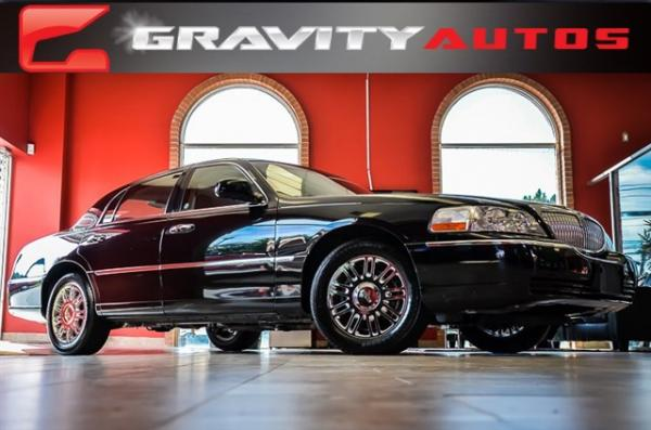 Used 2007 Lincoln Town Car Signature Limited for sale Sold at Gravity Autos in Roswell GA 30076 1