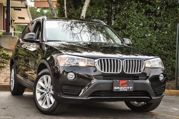 Used 2017 BMW X3 xDrive28i for sale $21,995 at Gravity Autos in Roswell GA 30076 2