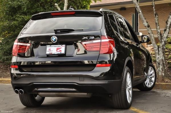Used 2017 BMW X3 xDrive28i for sale $21,995 at Gravity Autos in Roswell GA 30076 4