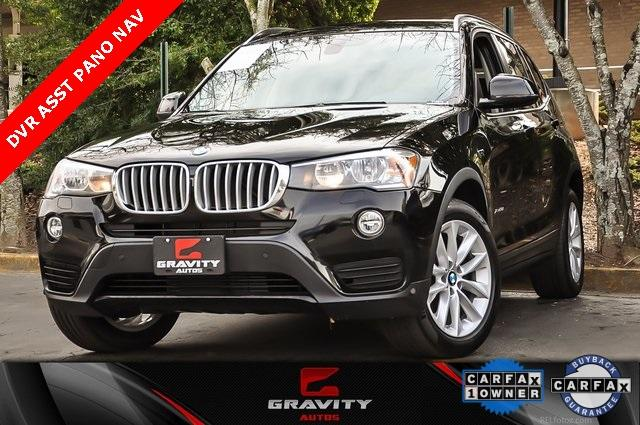Used 2017 BMW X3 xDrive28i for sale $21,995 at Gravity Autos in Roswell GA 30076 1