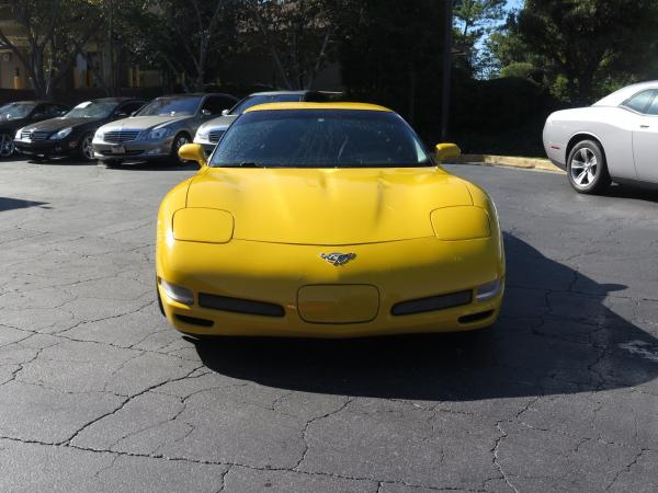 Used 2003 Chevrolet Corvette Z06 for sale Sold at Gravity Autos in Roswell GA 30076 2