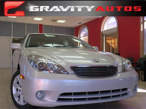 Used 2005 Lexus ES 330 for sale Sold at Gravity Autos in Roswell GA 30076 1