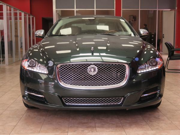 Used 2012 Jaguar XJ Supercharged for sale Sold at Gravity Autos in Roswell GA 30076 2
