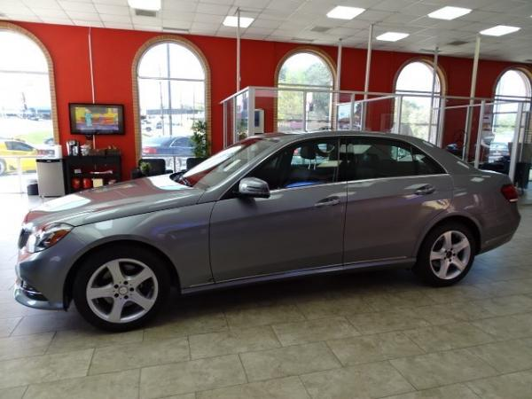 Used 2014 Mercedes-Benz E-Class E350 Luxury for sale Sold at Gravity Autos in Roswell GA 30076 4