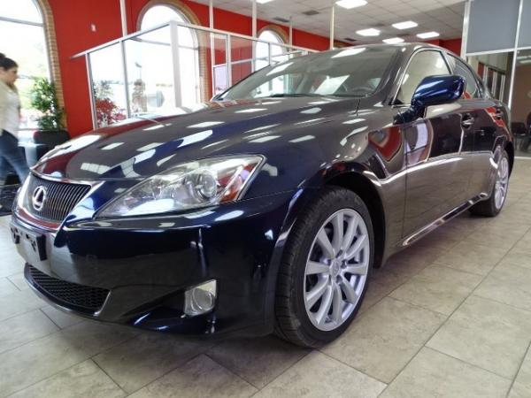 Used 2006 Lexus IS 250 Auto for sale Sold at Gravity Autos in Roswell GA 30076 3