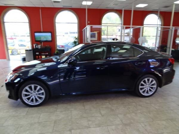 Used 2006 Lexus IS 250 Auto for sale Sold at Gravity Autos in Roswell GA 30076 4