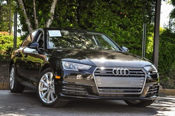 Used 2017 Audi A4 2.0T Premium for sale Sold at Gravity Autos in Roswell GA 30076 2