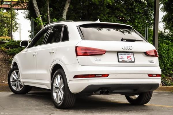 Used 2016 Audi Q3 2.0T Premium Plus for sale Sold at Gravity Autos in Roswell GA 30076 3