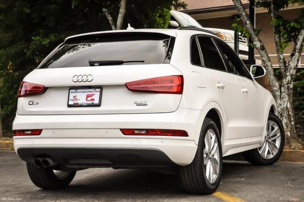 Used 2016 Audi Q3 2.0T Premium Plus for sale Sold at Gravity Autos in Roswell GA 30076 4