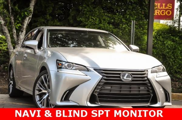 Used 2019 Lexus GS 350 for sale $35,995 at Gravity Autos in Roswell GA 30076 2