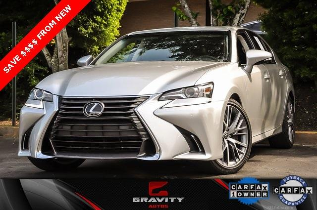 Used 2019 Lexus GS 350 for sale $35,995 at Gravity Autos in Roswell GA 30076 1