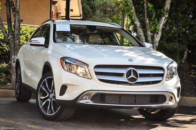 Used 2017 Mercedes-Benz GLA GLA 250 for sale Sold at Gravity Autos Atlanta in Chamblee GA 30341 2