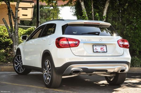 Used 2017 Mercedes-Benz GLA GLA 250 for sale $21,500 at Gravity Autos in Roswell GA 30076 3