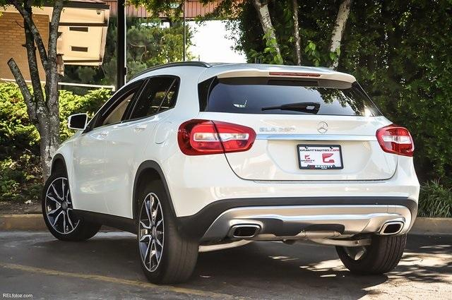 Used 2017 Mercedes-Benz GLA GLA 250 for sale Sold at Gravity Autos Atlanta in Chamblee GA 30341 3