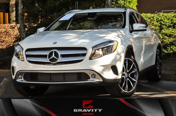 Used 2017 Mercedes-Benz GLA GLA 250 for sale $21,500 at Gravity Autos in Roswell GA 30076 1