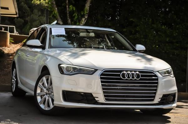Used 2016 Audi A6 2.0T Premium Plus for sale $20,499 at Gravity Autos in Roswell GA 30076 2