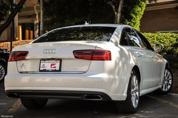 Used 2016 Audi A6 2.0T Premium Plus for sale $20,499 at Gravity Autos in Roswell GA 30076 4