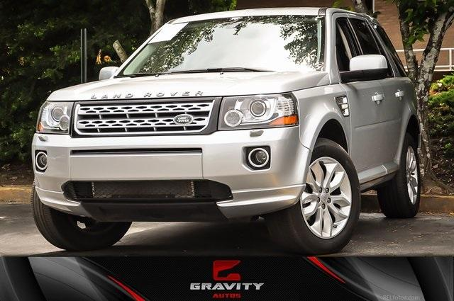 Used 2014 Land Rover LR2 for sale Sold at Gravity Autos in Roswell GA 30076 1