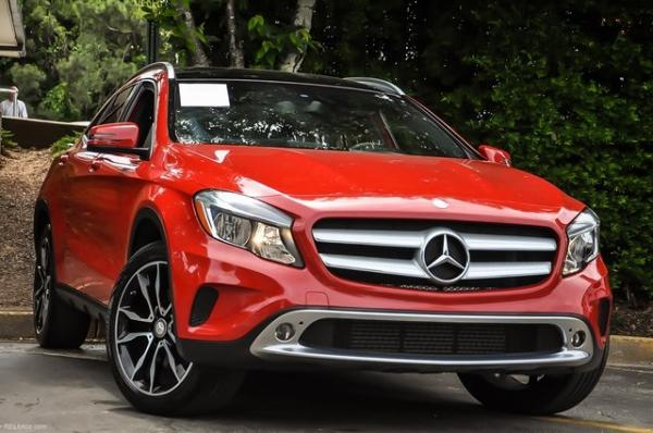 Used 2017 Mercedes-Benz GLA GLA 250 for sale Sold at Gravity Autos in Roswell GA 30076 2