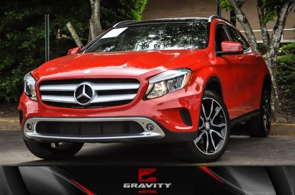 Used 2017 Mercedes-Benz GLA GLA 250 for sale Sold at Gravity Autos in Roswell GA 30076 1