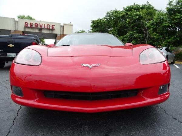 Used 2007 Chevrolet Corvette for sale Sold at Gravity Autos in Roswell GA 30076 2