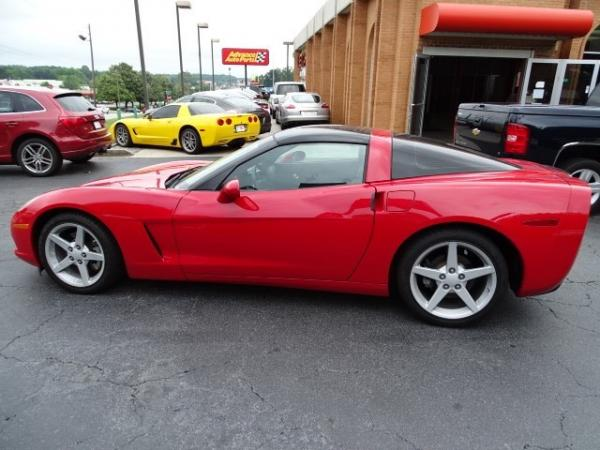 Used 2007 Chevrolet Corvette for sale Sold at Gravity Autos in Roswell GA 30076 4