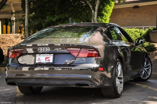 Used 2016 Audi A7 3.0T Premium Plus for sale Sold at Gravity Autos in Roswell GA 30076 4