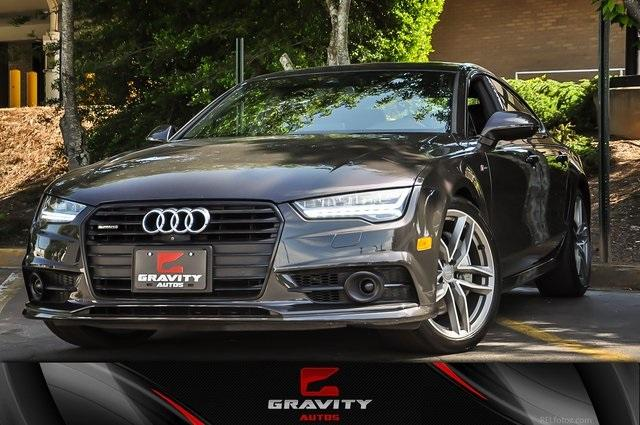 Used 2016 Audi A7 3.0T Premium Plus for sale Sold at Gravity Autos in Roswell GA 30076 1